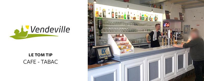 Reprise d'un bar tabac près de Lille