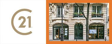 Reprise de l'agence Century 21 Alésia à Paris 14ème